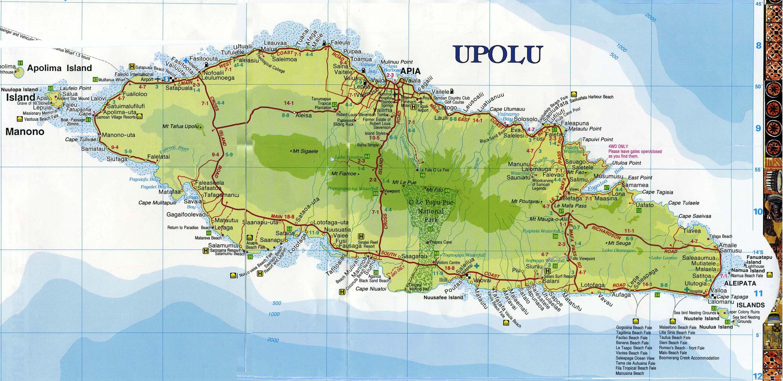 our western samoa genealogy